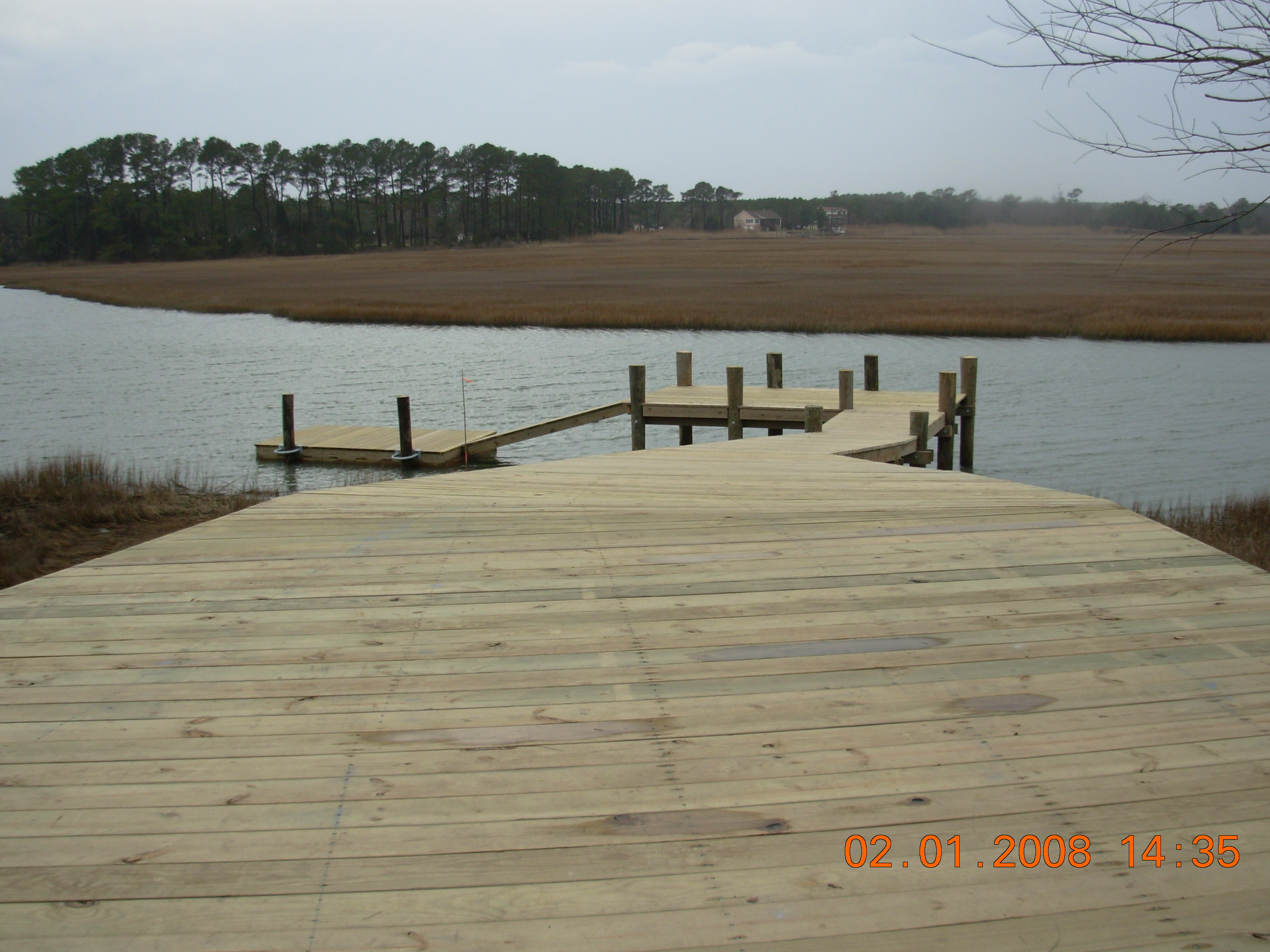Floating Docks Quality and Dependable Service
